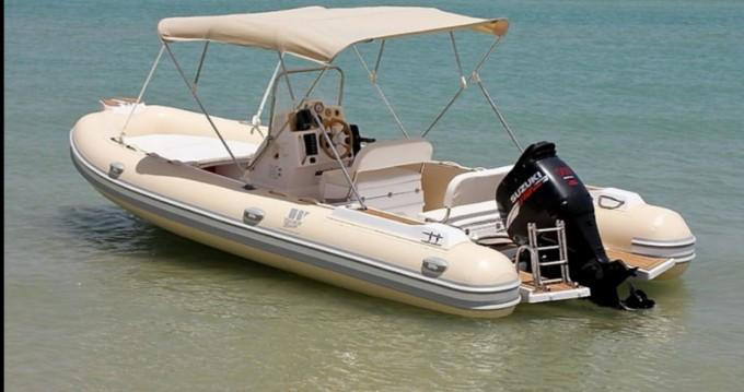 Location bateau Bibinje pas cher Proline 620