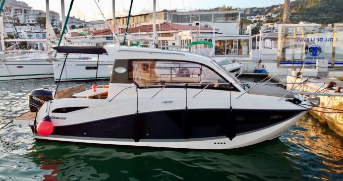 Location yacht à Sitges - Quicksilver Quicksilver 755 Week-End sur SamBoat