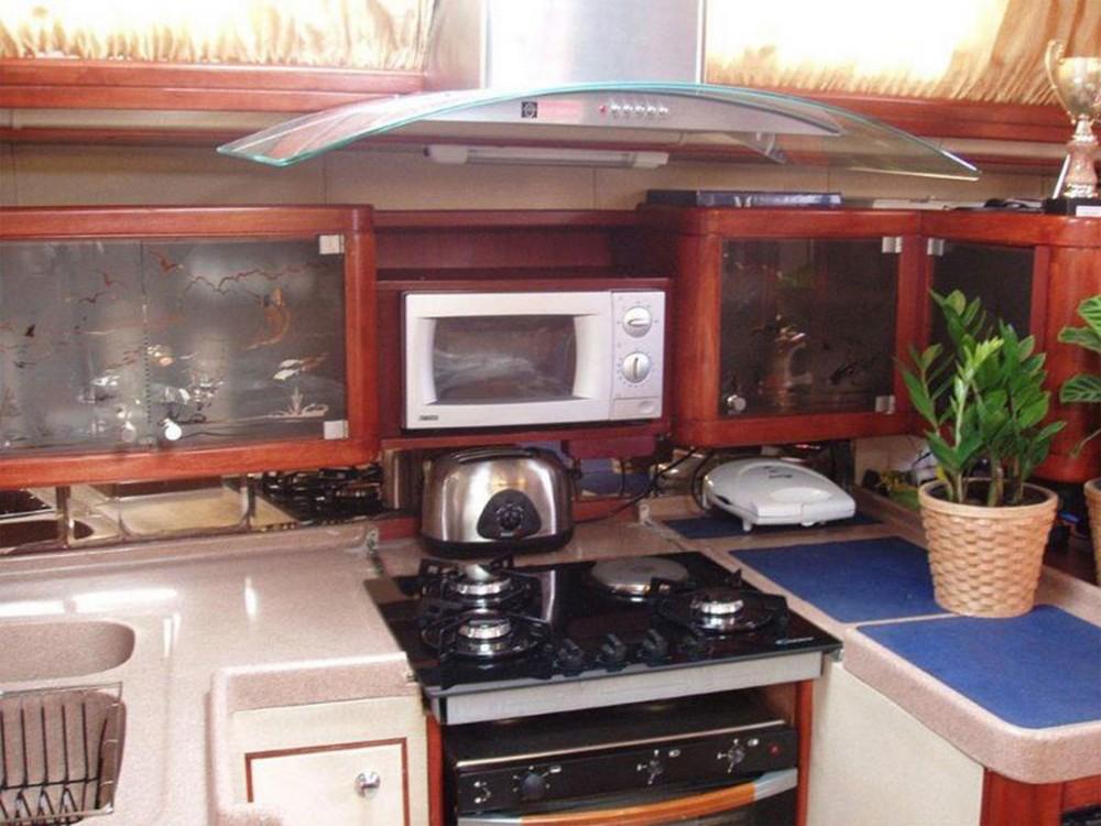 Location yacht à Marina de Alimos - Ocean Ocean Yachts Custom built Luxury sur SamBoat