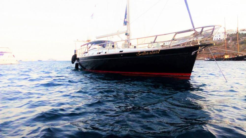 Louez un Ocean Ocean Yachts Custom built Luxury à Marina de Alimos