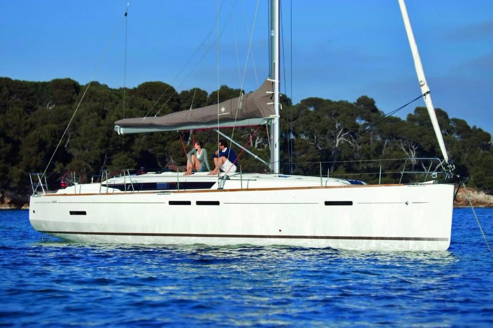Louez un Jeanneau Sun Odyssey 449 à Îles Vierges des États-Unis