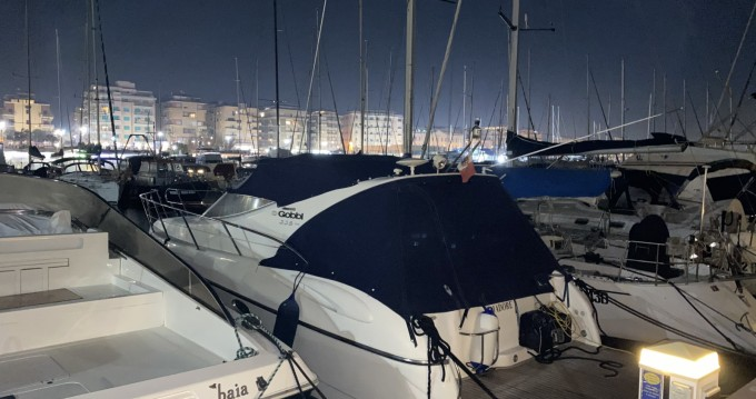 Louez un Gobbi Atlantis 345 à Porto Badino