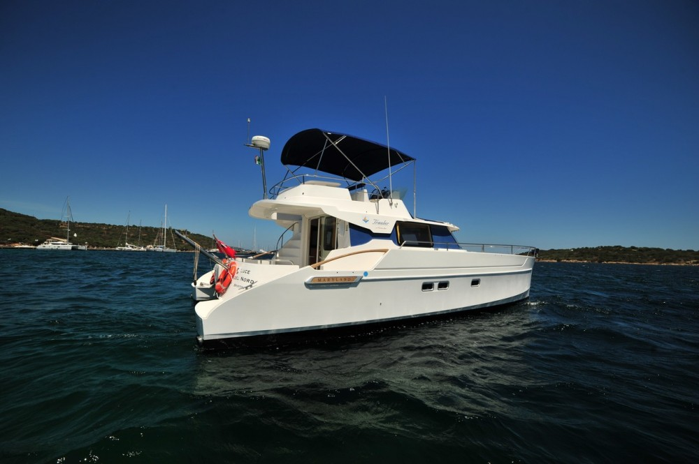 Location yacht à Olbia - Fountaine Pajot Maryland 37 sur SamBoat