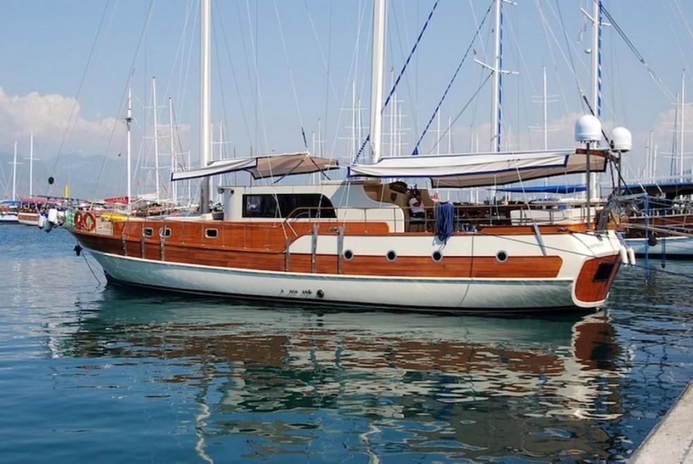 Yacht à louer à Ege Bölgesi au meilleur prix