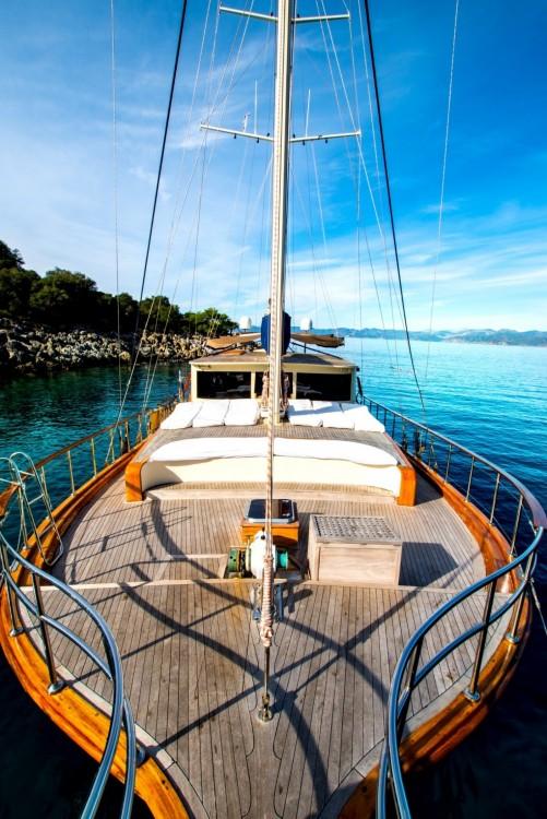Louer Yacht avec ou sans skipper Gulet à Ege Bölgesi