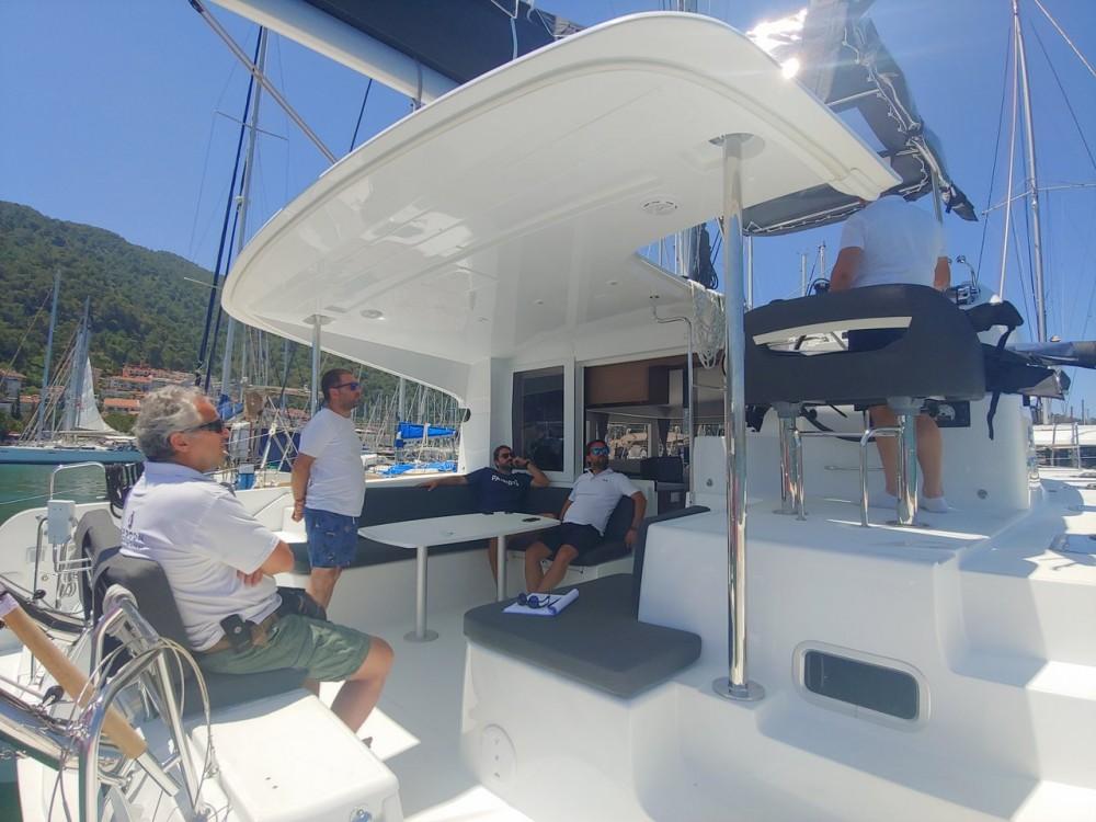 Louez un Lagoon Lagoon 40 - 4 cab. à Fethiye