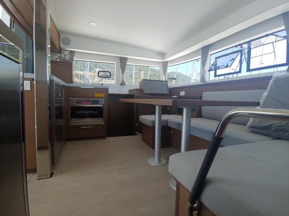 Location yacht à Fethiye - Lagoon Lagoon 40 - 4 cab. sur SamBoat