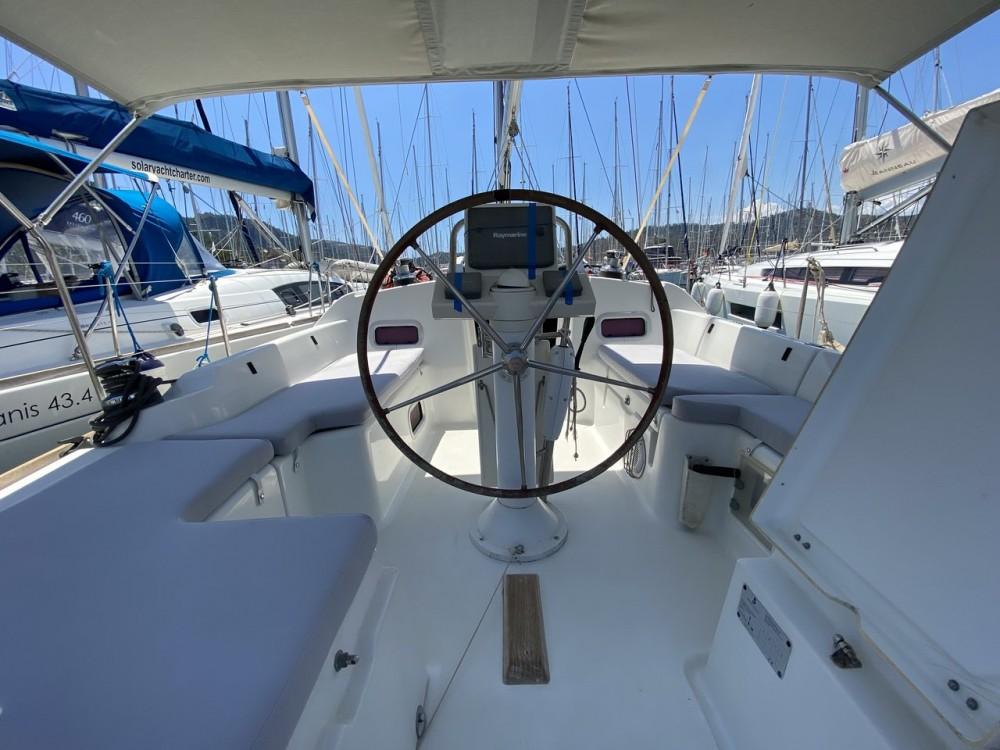 Location yacht à Fethiye - Bénéteau Oceanis 34 sur SamBoat