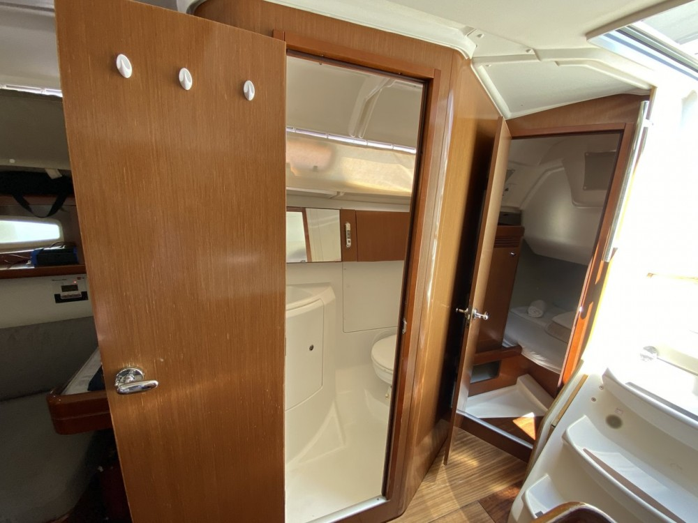 Location bateau Fethiye pas cher Oceanis 34