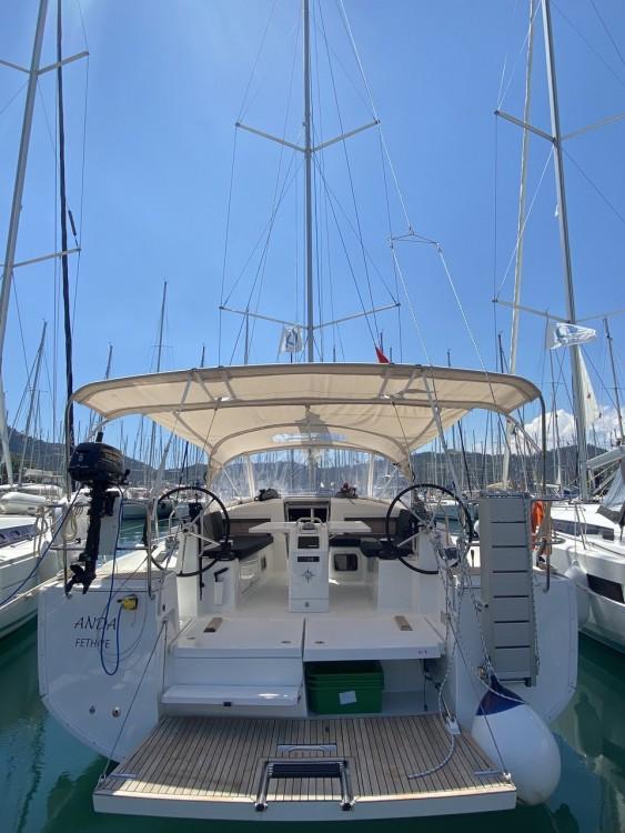 Louez un Jeanneau Sun Odyssey 440 à Fethiye