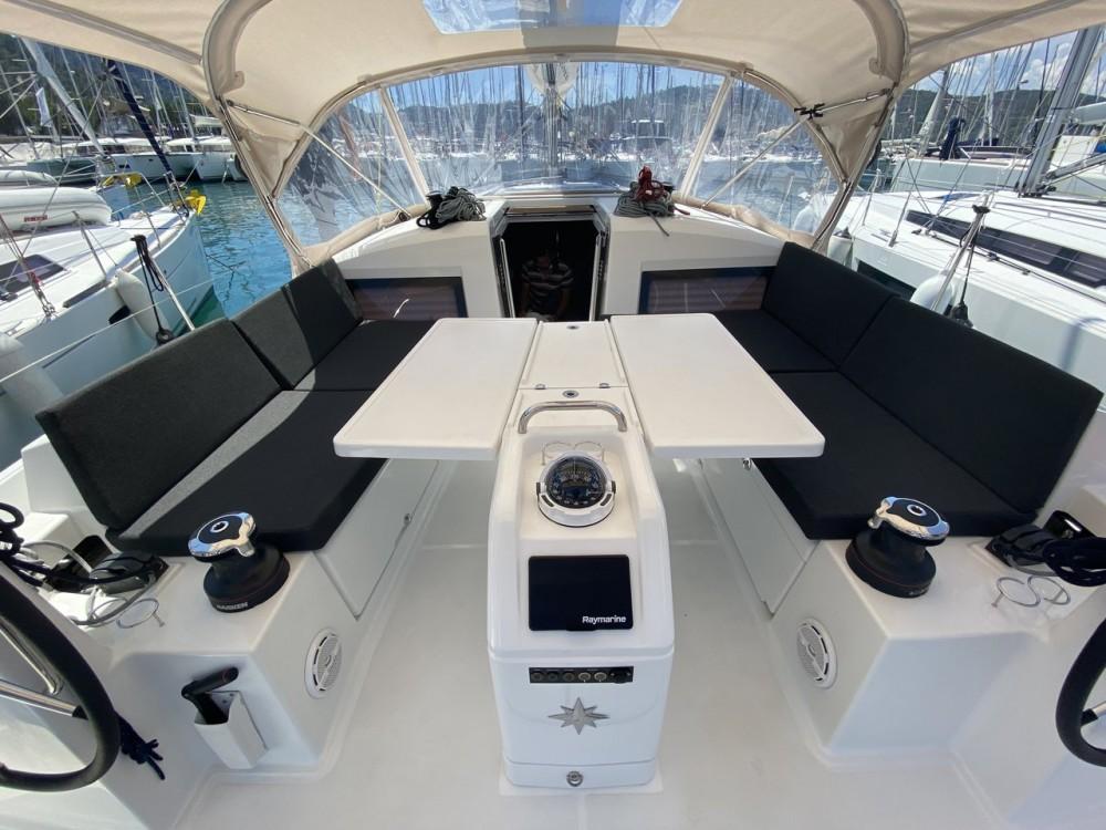 Location bateau Jeanneau Sun Odyssey 440 à Fethiye sur Samboat