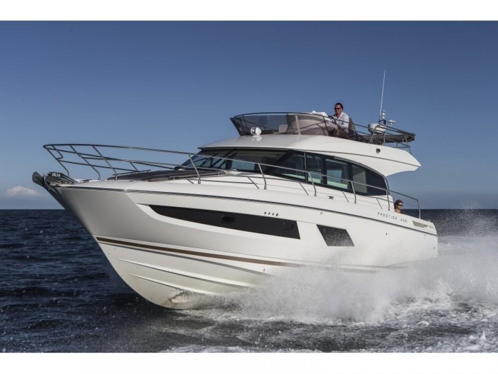 Location bateau  Prestige 420 Fly à Cannigione sur Samboat