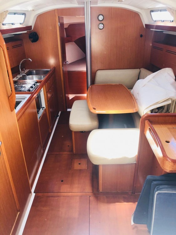 Location bateau Marina Gouvia pas cher Cyclades 39.3