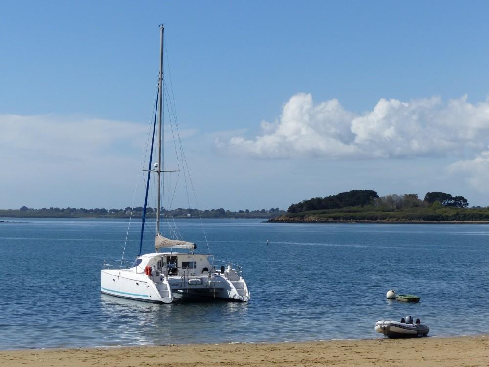 Location Catamaran à Arzon - Nautitech Nautitech 395