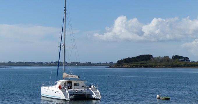 Catamaran à louer à Arzon au meilleur prix