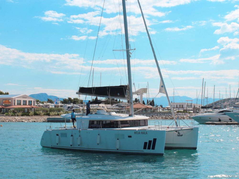 Location yacht à Seget Donji - Lagoon Lagoon 450 Fly sur SamBoat