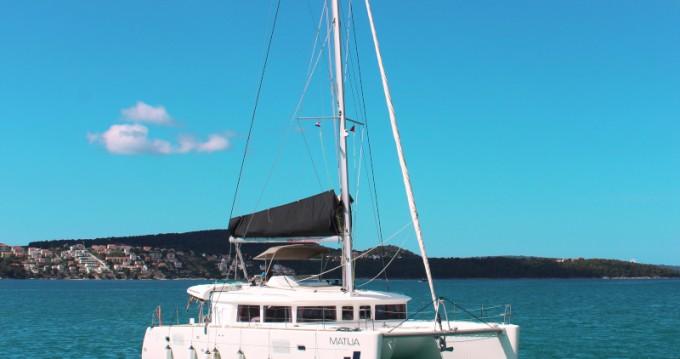 Location bateau Lagoon Lagoon 450 F à Donji Seget sur Samboat
