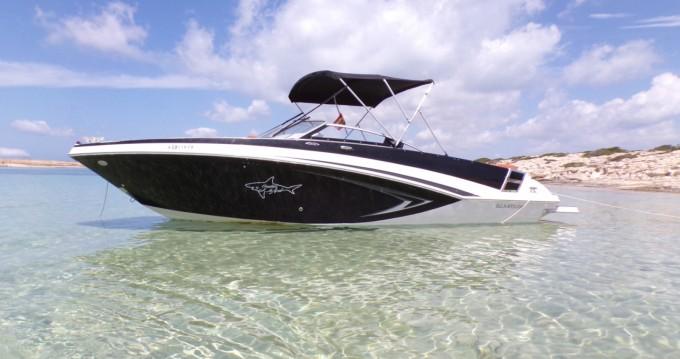 Location Bateau à moteur à Île d'Ibiza - Glastron GT 245