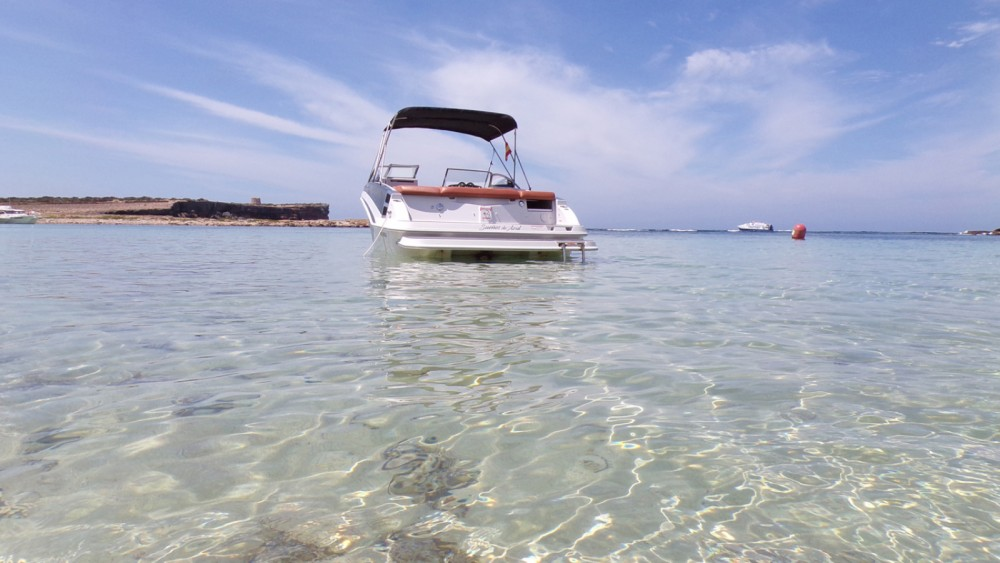 Location yacht à Ibiza - Glastron GT 245 sur SamBoat
