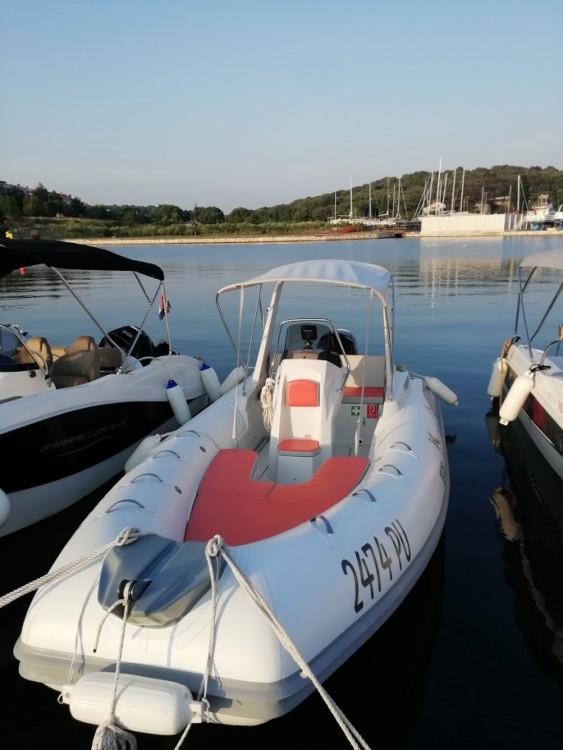 Location yacht à Pula - Kardis Kardis Fox 570 sur SamBoat