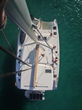 Location yacht à Antibes - Lagoon Lagoon 420 sur SamBoat
