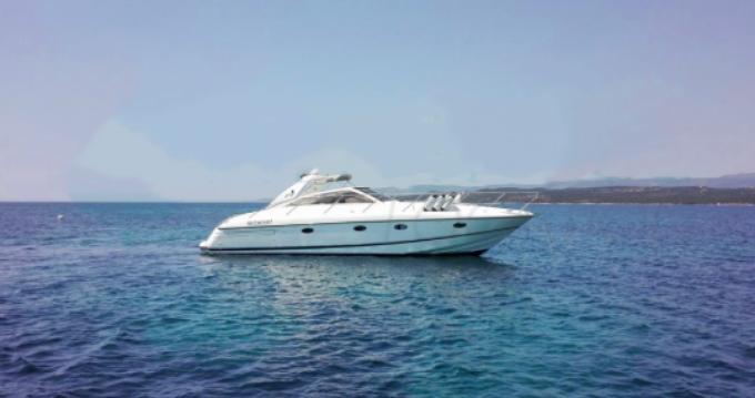 Location yacht à Porto-Vecchio - Princess Princess V42 sur SamBoat