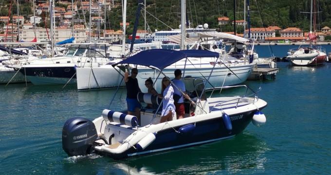 Location Bateau à moteur à Dubrovnik - PRIMUS MARINE FISHER 20 FISHER 20