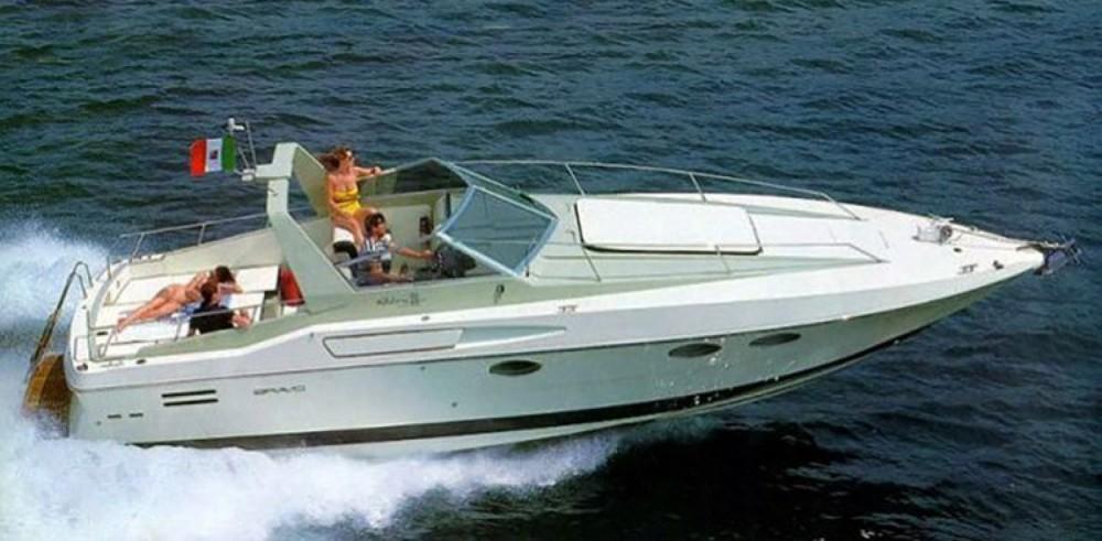 Location bateau Riva bravo 38  à Castellammare di Stabia sur Samboat
