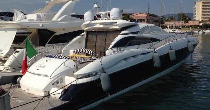 Location yacht à Augusta - Sunseeker Predator 75 sur SamBoat