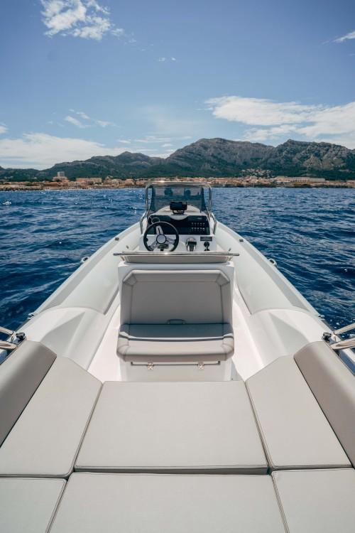 Location bateau Marseille pas cher GT 27