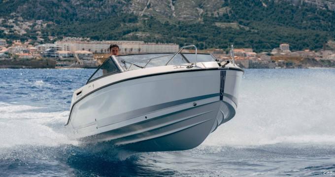 Location yacht à Pointe-Rouge - Quicksilver Activ 675 Bowrider sur SamBoat