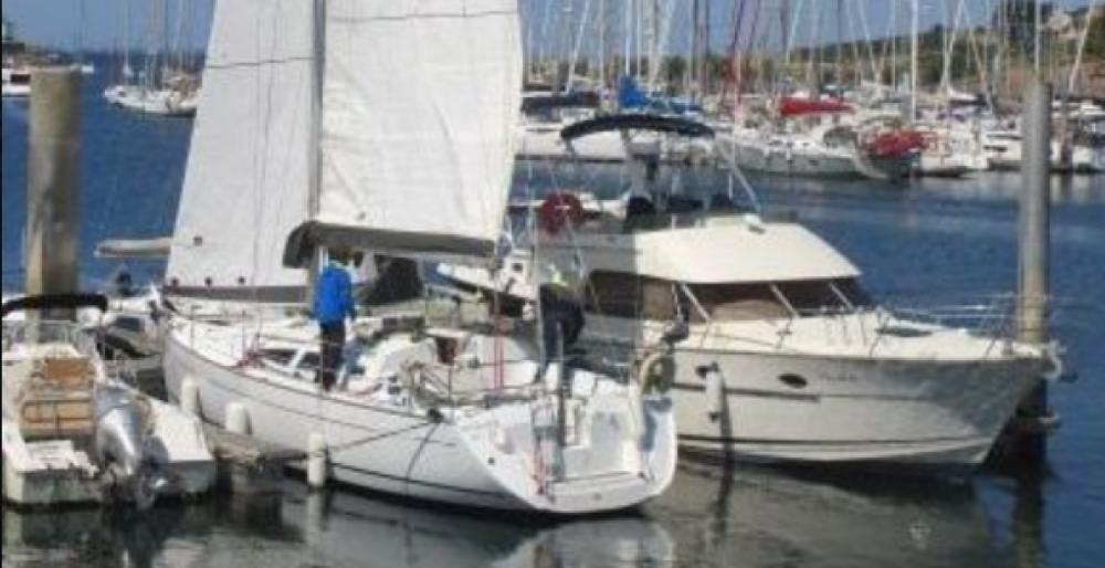Jeanneau Sun Fast 35 entre particuliers et professionnel à Arzon