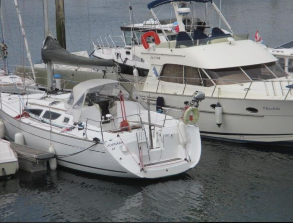 Location bateau Arzon pas cher Sun Fast 35