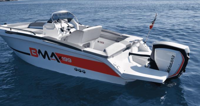 Location bateau Mahón pas cher BMA X199
