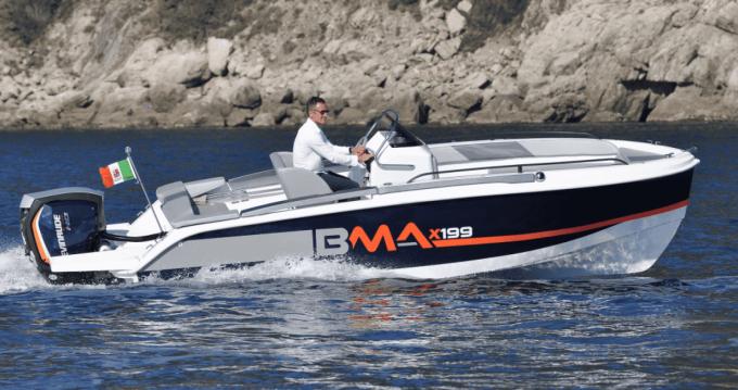Location bateau BMA BMA X199 à Mahón sur Samboat