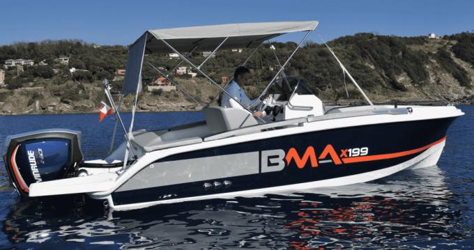 Louer Bateau à moteur avec ou sans skipper BMA à Mahón
