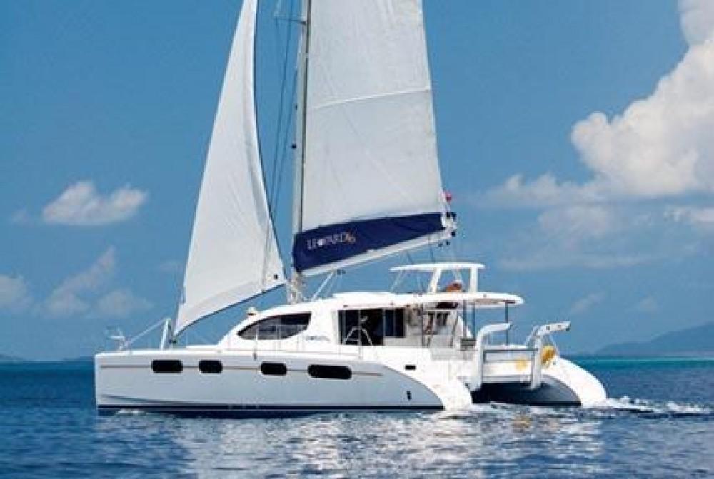 Location yacht à Procida - Robertson-Caine Leopard 46 sur SamBoat