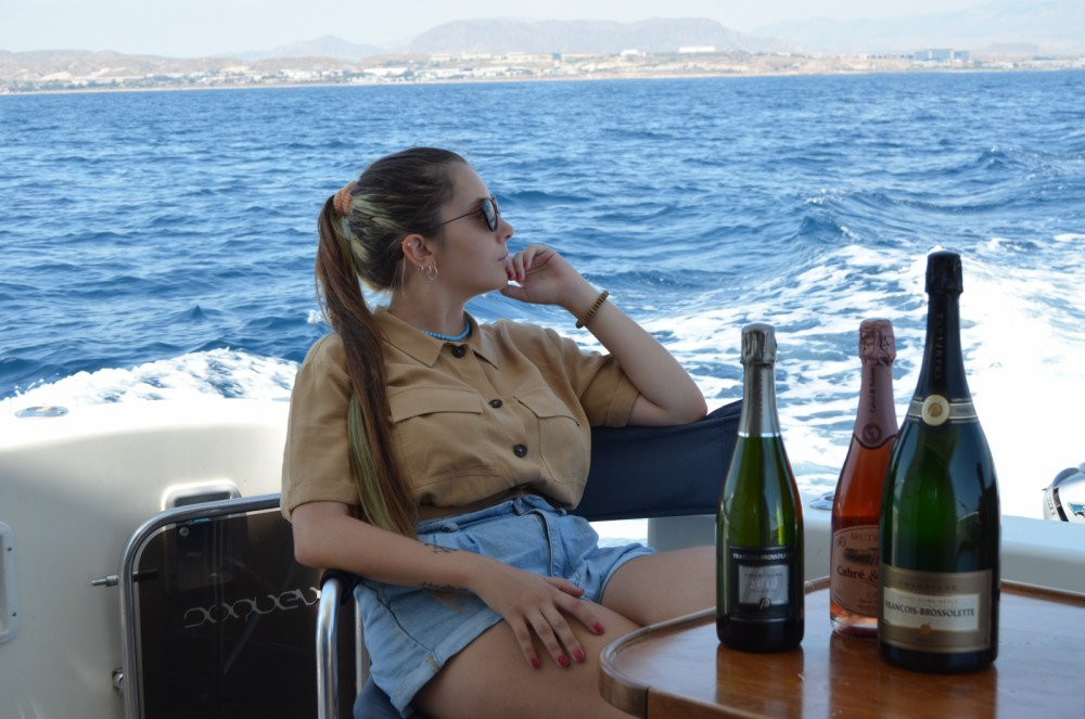 Louer Bateau à moteur avec ou sans skipper Doqueve à Alicante