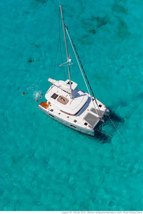 Louez un Lagoon Lagoon 42 - 4 cab. à Croazia