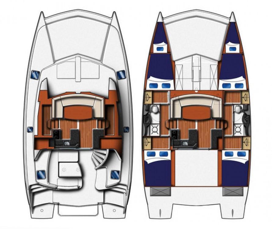 Location yacht à Sibenik - Leopard Leopard 39 PC sur SamBoat