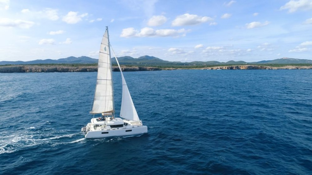 Location yacht à La Spezia - Lagoon Lagoon 52 sur SamBoat