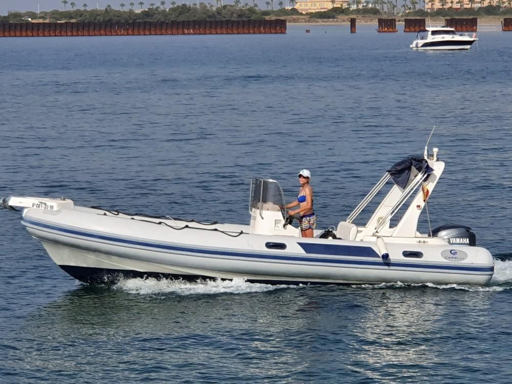 Location yacht à Torrevieja - Capelli Temepst 800 Open sur SamBoat