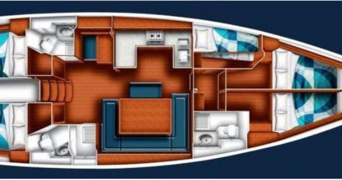 Location yacht à Hyères - Bavaria Bavaria 50 sur SamBoat