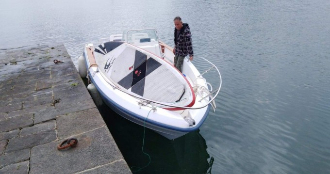 Location bateau Le Minihic-sur-Rance pas cher Flyer 570