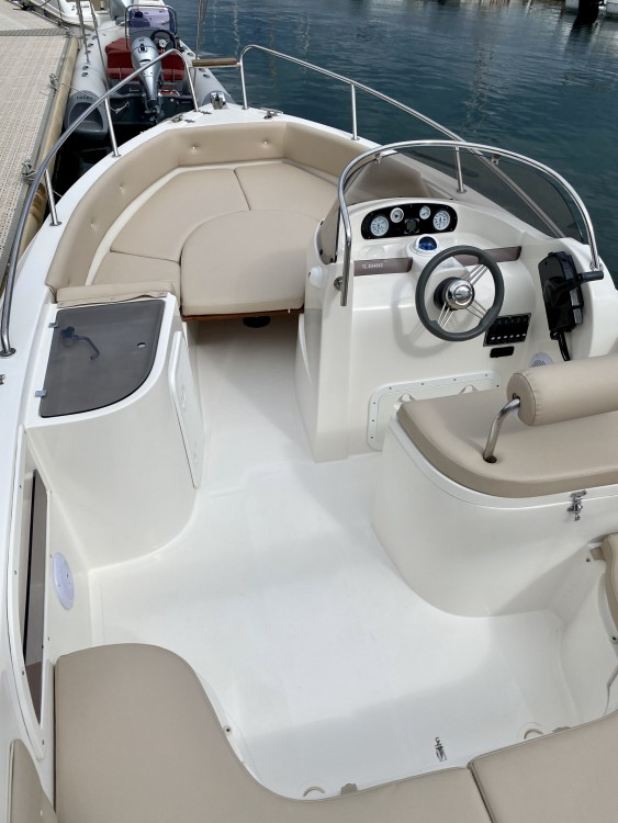 Location bateau Bormes-les-Mimosas pas cher AS MARINE 5,90 OPEN