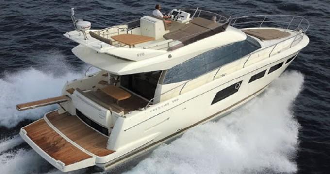 Location yacht à Estepona - Prestige Prestige 500 Fly sur SamBoat