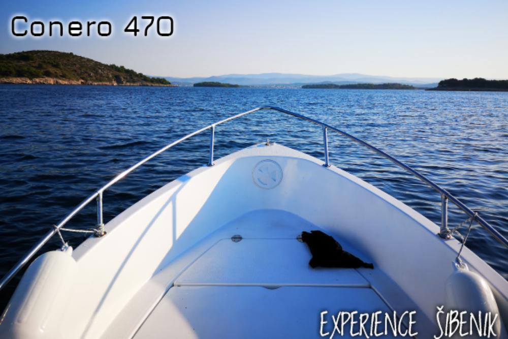 Conero 470 entre particuliers et professionnel à Zaborici