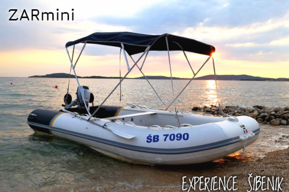 Location yacht à Grebaštica - Zar MINI ALU 15 sur SamBoat