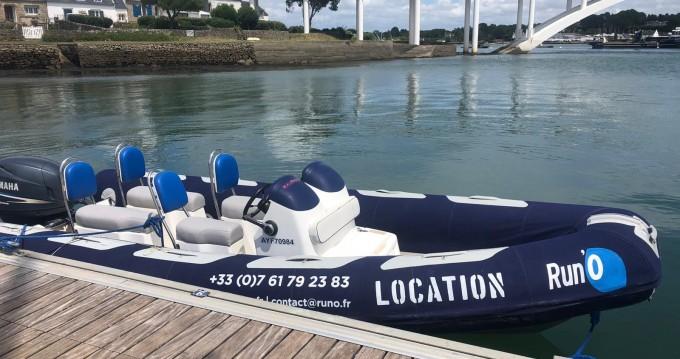 Location bateau Avon Adventure 6,20 à La Trinité-sur-Mer sur Samboat