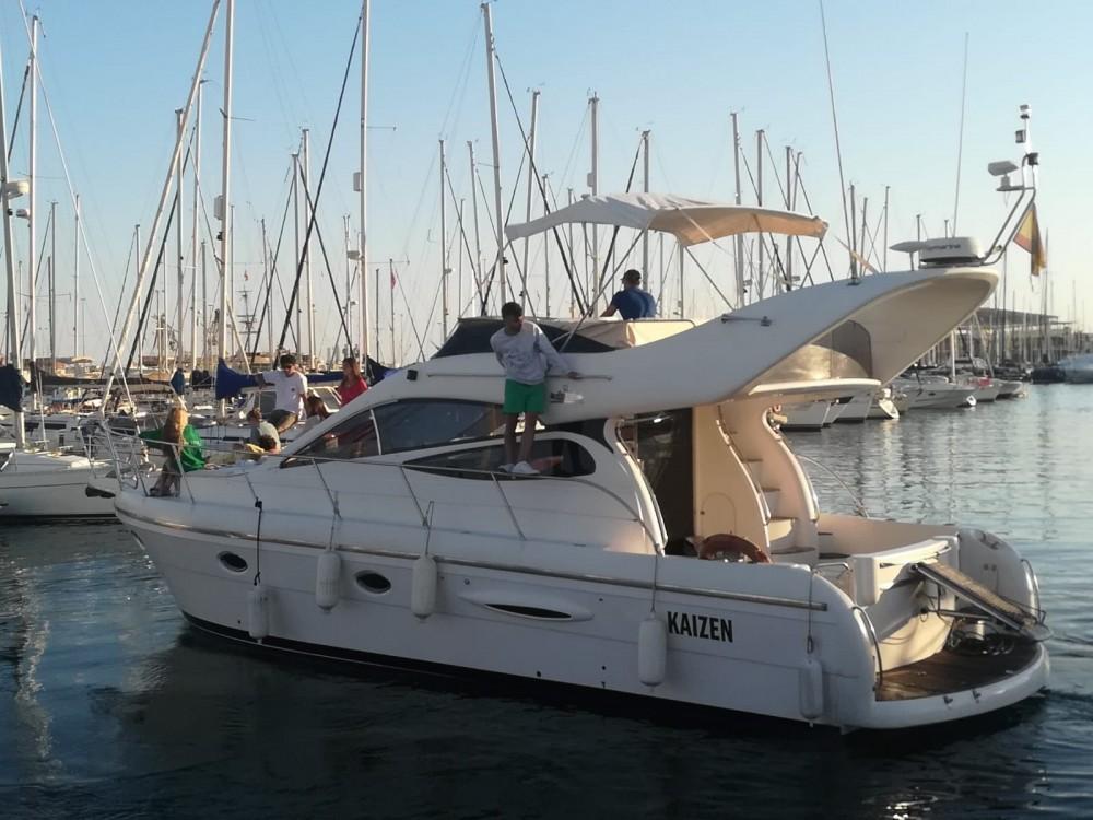 Location Bateau à moteur à Alicante - Doqueve Majestic 420